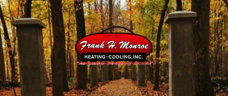 Franklin Township, IN Air Conditioning and Heating - Frank H Monroe